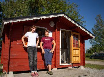 Företagsamma ungdomar driver kioskverksamhet i Malax featured image